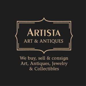 Artista Art & Antiques Gallery in Kelowna BC